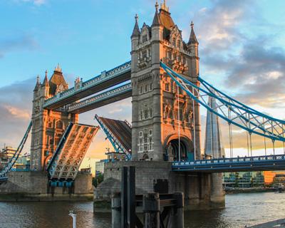 Partir à                                                           Londres