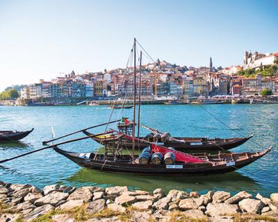 Partir à                                                           Porto